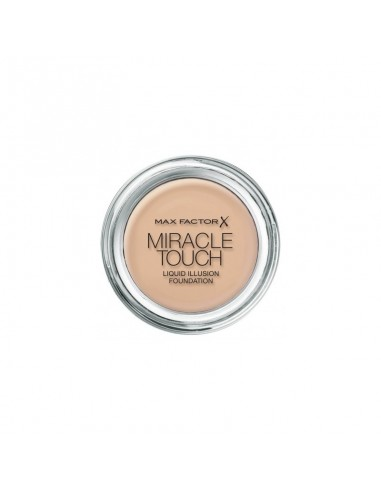 Fondotinta Max Factor Miracle Touch 80 - Bronze