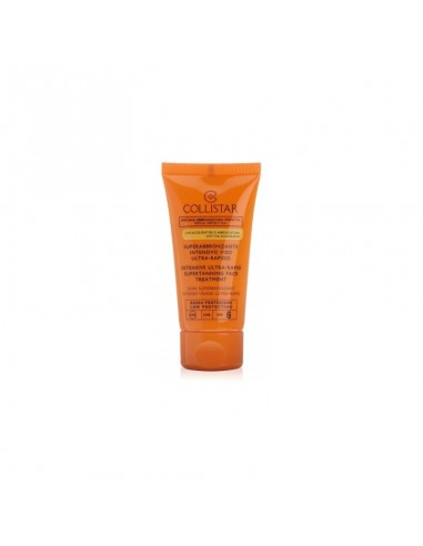 Collistar Superabbronzante intensivo viso Ultra-Rapido SPF 6 50 ml