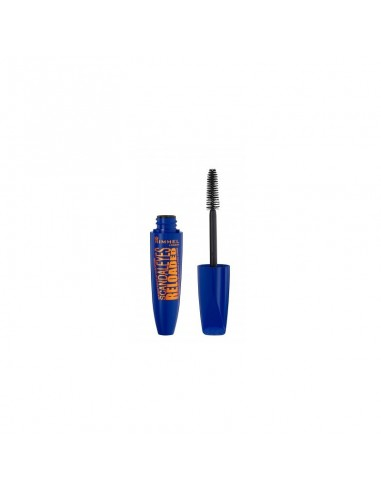 Rimmel Mascara Scandaleyes Reloaded 001 Black Waterproof