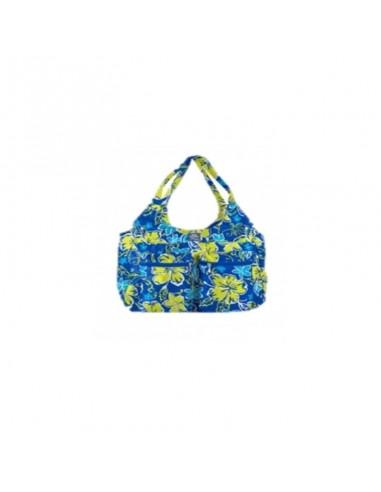 Borsa mare piscina AQUA di MARE donna a spalla Azzurro 22353