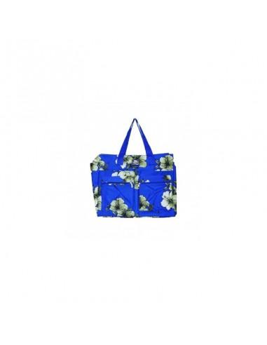 Borsa mare piscina AQUA di MARE donna a spalla Azzurro 22473