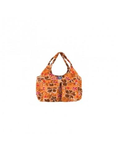 Borsa mare piscina AQUA di MARE donna a spalla Arancione 22353