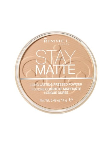 Rimmel Stay Matte Cipria - 009 Amber