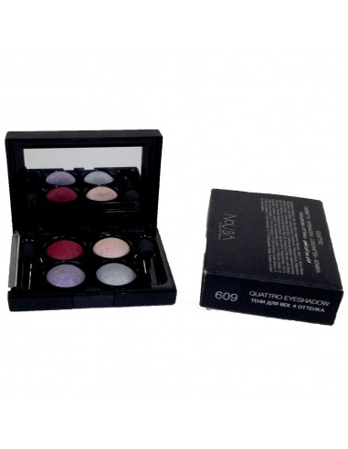 Nouba Quattro Eyeshadow Ombretto - 609
