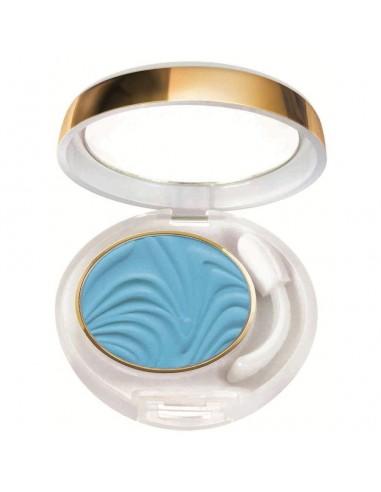 Collistar Ombretto Satin Primer + Colore - 10 Azzurro