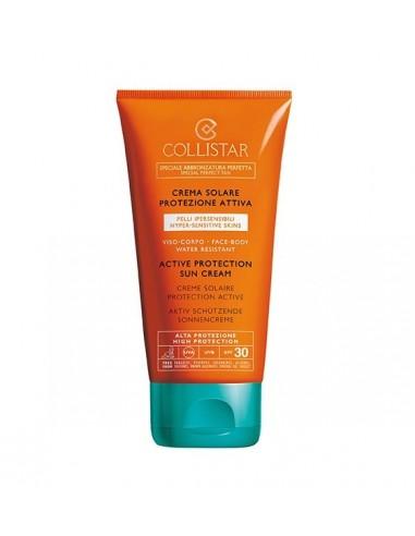 Collistar Crema Abbronzante Protezione Attiva viso-corpo SPF30 150 ml