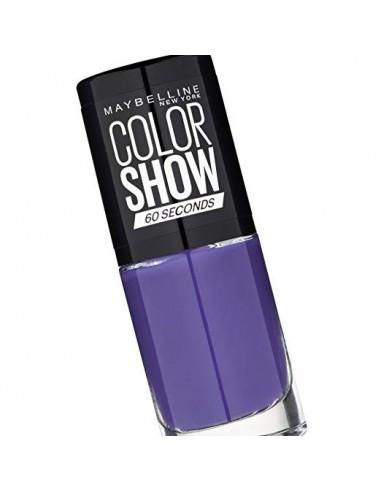 Maybelline Color Show Smalto -336 Violet Vogue 7ml