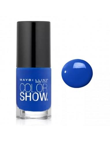 Maybelline Color Show Smalto -335 Broadway Blues 7ml