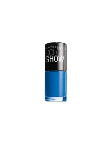 Maybelline Color Show Smalto -654 Superpower Blue 7ml