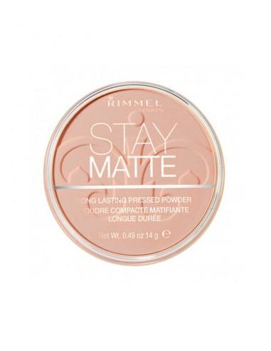 Rimmel Stay Matte Cipria - 008 Cashmere