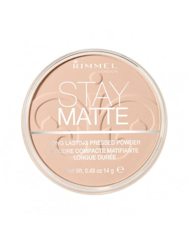 Rimmel Stay Matte Cipria - 010 Warm Honey
