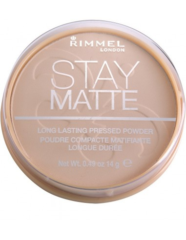 Rimmel Stay Matte Cipria - 002 Pink Blossom