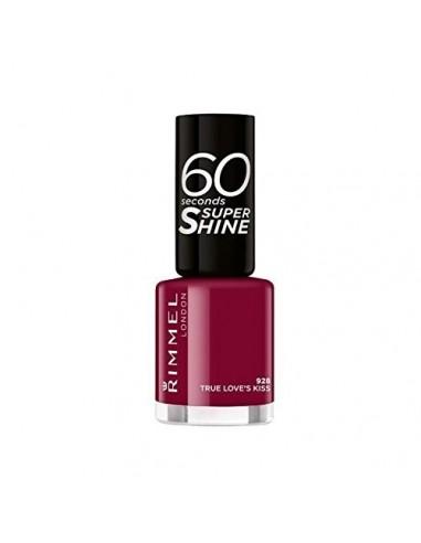 Rimmel 60 Seconds Super Shine Smalto Unghie 8ml 928 True love's Kiss