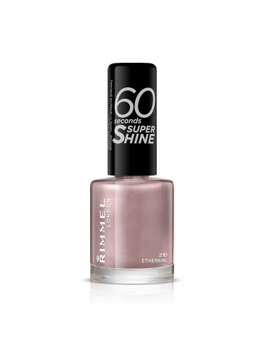 Rimmel 60 Seconds Super Shine Smalto Unghie 8ml 210 Ethereal