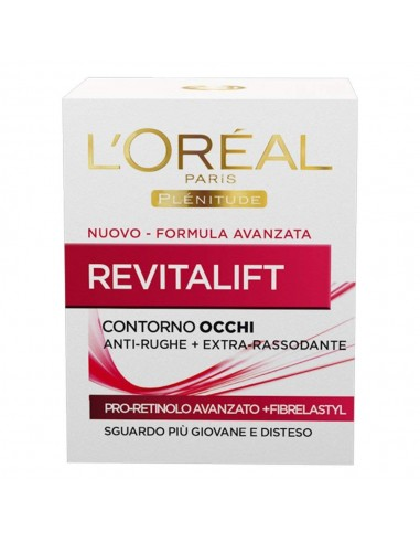 L'Oreal Revitalift Contorno Occhi Anti-Rughe con Pro-Retinolo 15 ml