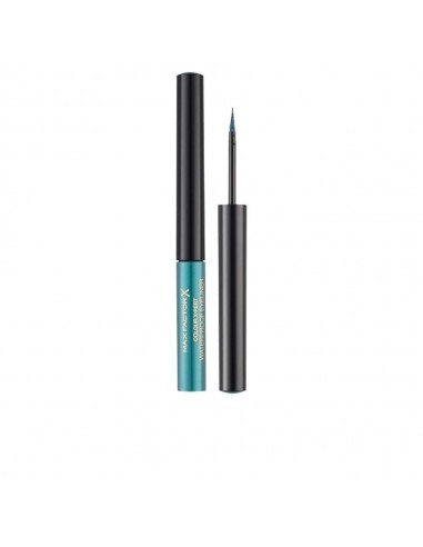 Max Factor Colour X-Pert eyeliner waterproof 04 Metallic Turquoise