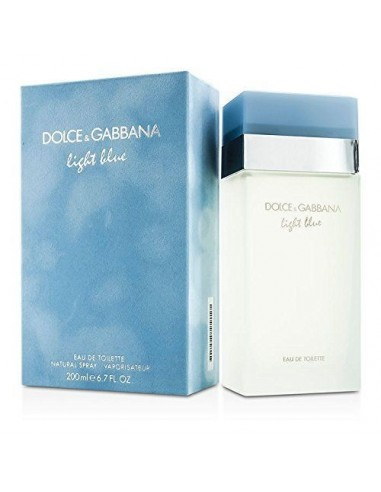 Dolce&Gabbana Light Blue 200 ml eau de toilette