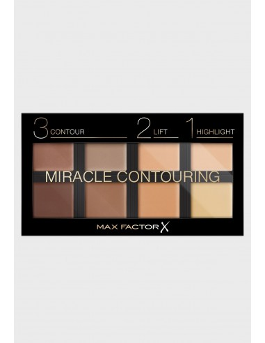 Max Factor Miracle Contouring Palette viso