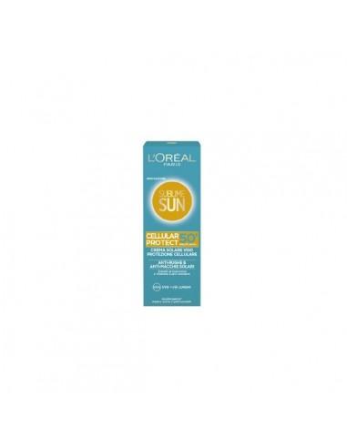 L'Oreal Sublime sun cellular protect crema solare viso spf 50+ 75 ml