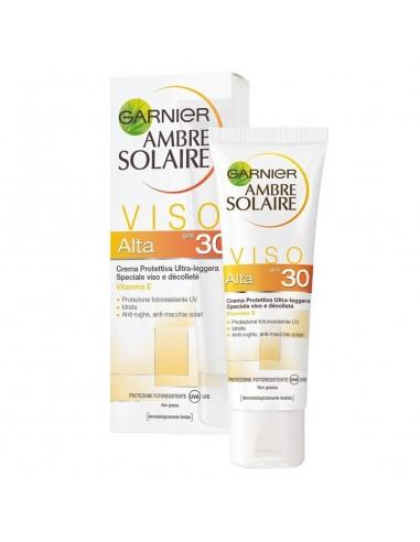 Garnier Ambre Solaire protezione viso IP 30 50 ml