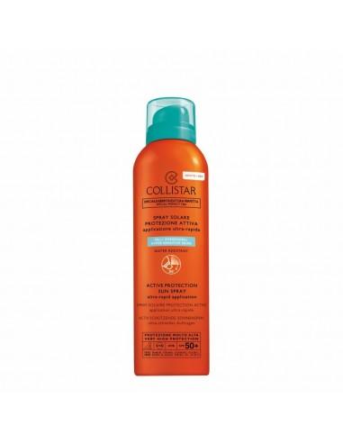 Collistar Spray Solare Protezione Attiva Pelli Ipersensibili SPF50+ 150 ml