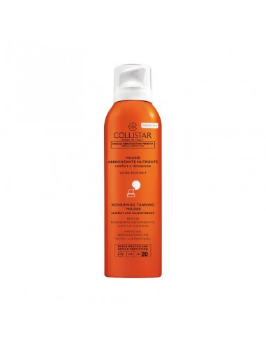 Collistar Mousse Abbronzante Nutriente Spf 20 200 ml