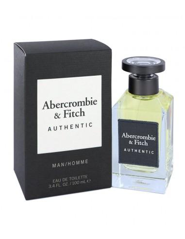 Abercrombie & Fitch Authentic Man 100 ml eau de toilette