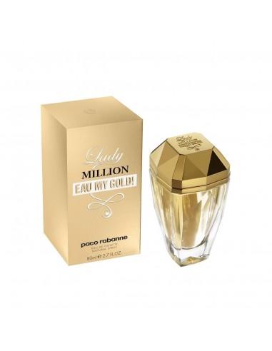 Paco Rabanne Lady Million Eau My Gold 80 ml eau de toilette
