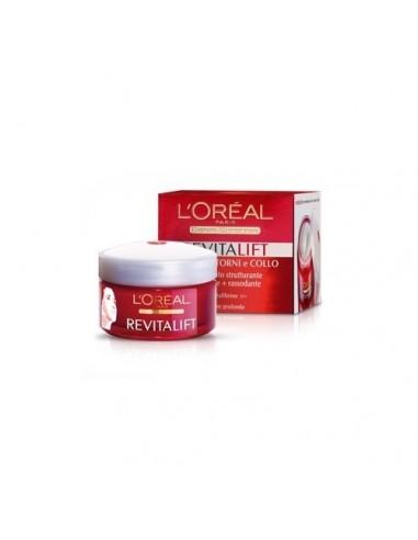 L'Oreal Revitalift Crema Rossa Energizzante Giorno 50 ml