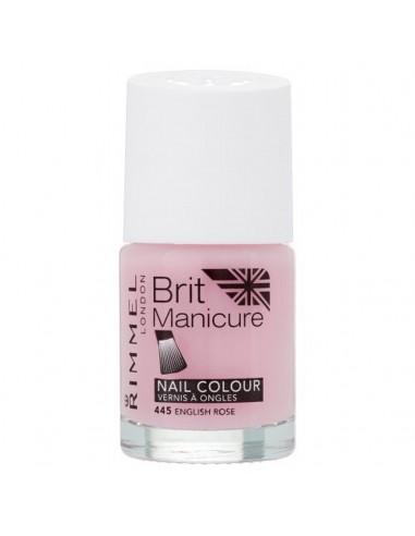 Rimmel Brit Manicure smalto manicure 445 English Rose