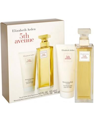 Confezione Elizabeth Arden 5th Avenue 125 ml edp + 100 ml body lotion