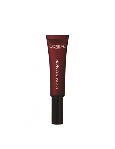 L'Oreal Paris Infaillible lip paint matte rossetto 205 apocalypse red