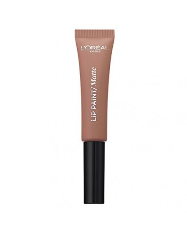 L'Oreal Paris Infaillible lip paint matte rossetto 209 Nude On Fleek