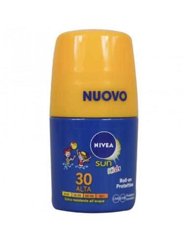 Nivea sun roll-on protettivo kids spf 30 50 ml