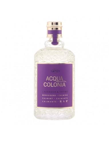 4711 Acqua Colonia Lavender & Thyme 170 ml eau de cologne