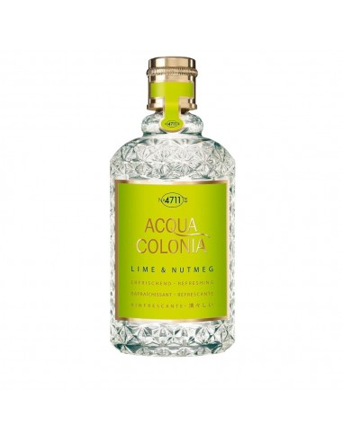 4711 Acqua Colonia Lime & Nutmeg 170 ml eau de cologne
