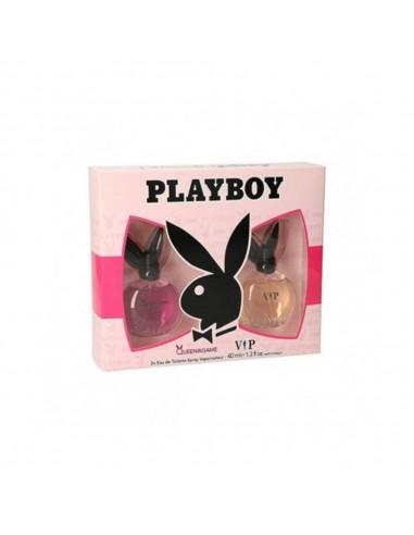 Confezione Playboy Queen Vip 2 x 40...
